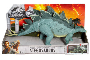 Stegosaurus Jurassic World Fallen Kingdom Action Attack