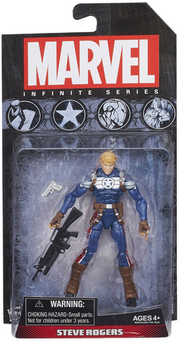 Steve Rogers Marvel Infinite 3.75-Inch Action Figure