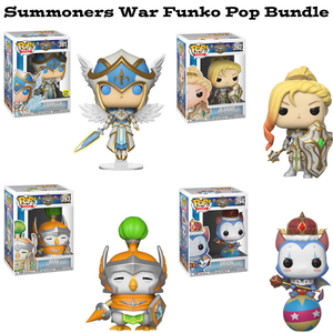 Summoners War Funko Pop Games Bundle of 4