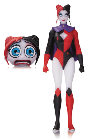 Superhero Harley Quinn DC Designer Series Amanda Conner Action Figure