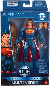 Superman DC Comics Multiverse Rebirth Action Figure