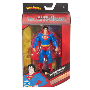 Superman DC Comics Multiverse Superfriends Action Figure