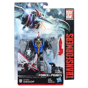 Dinobot Swoop Transformers Generations Power of the Primes Deluxe Class