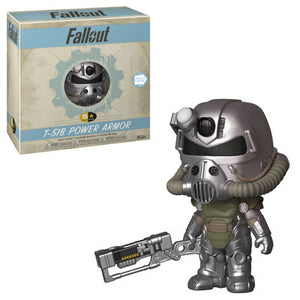 Fallout T-51 Power Armor Funko 5 Star Vinyl Figure