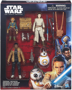 Takodana Encounter Star Wars Force Awakens Action Figure Set