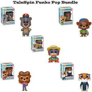 Funko Pop Disney Kit Cloudkicker