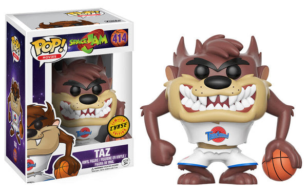 Taz Funko Pop! Movies Space Jam