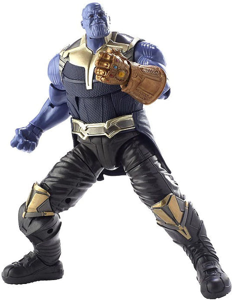Thanos Marvel Legends Build-A-Figure