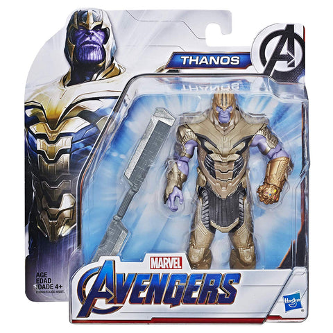 Thanos Avengers Endgame 6-Inch Action Figure