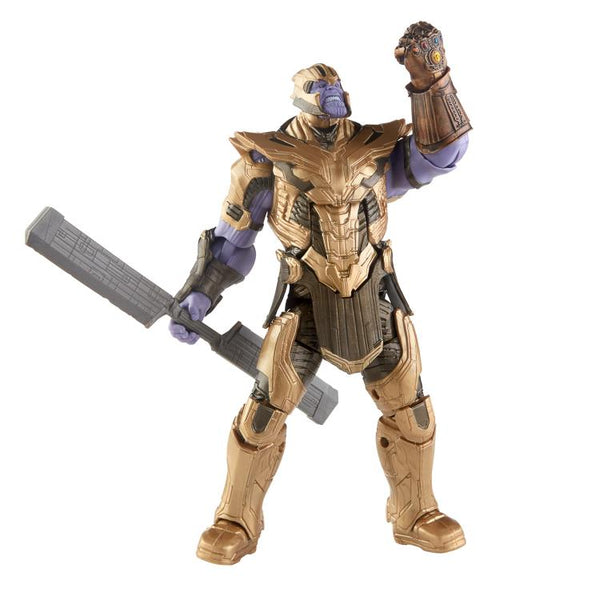 Armored Thanos Marvel Legends Build-A-Figure