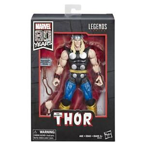 Thor Marvel Legends 80th Anniversary 6-Inch Action Figure