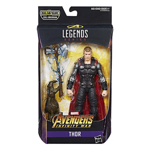 Thor Marvel Legends 6-Inch Action Figure Cull Obsidian Wave