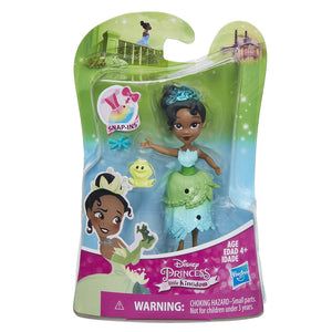 Tiana Disney Princess Little Kingdom Snap-Ins