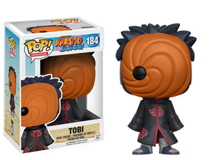 Tobi Funko Pop! Animation Naruto Shippuden
