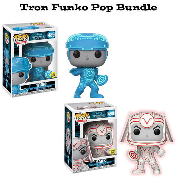 Tron Funko Pop Vinyl Figure