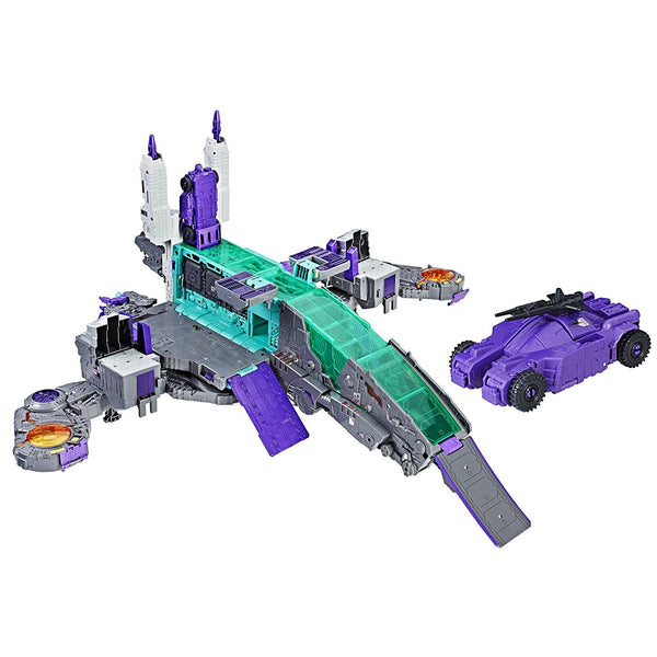 Trypticon Transformers Generations Titans Return