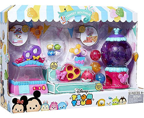 Disney Tsum Tsum Tsweet Boutique Exclusive Playset
