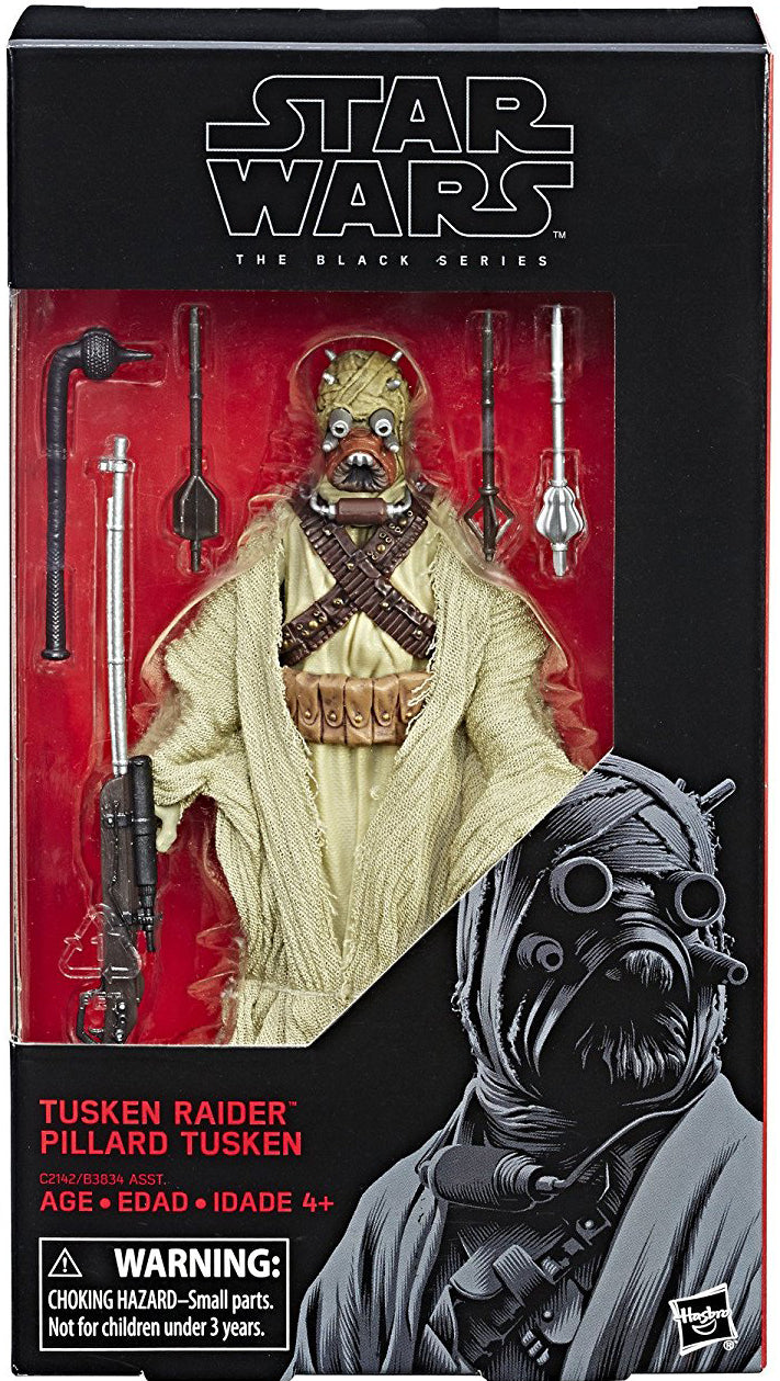 Tusken Raider Star Wars Black Series 6-Inch