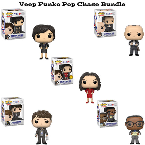 Veep Funko Pop Television Chase Bundle