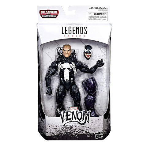 Venom Marvel Legends 6-Inch Action Figure Monster Venom Build-A-Figure Wave