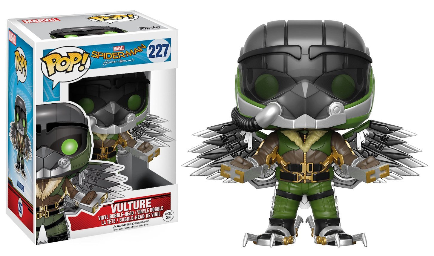 Vulture Funko Pop! Marvel Spider-Man Homecoming