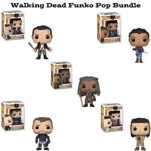 The Walking Dead Funko Pop! Bundle