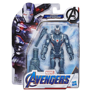 War Machine Avengers Endgame 6-Inch Action Figure
