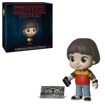 Will Stranger Things Funko 5 Star Vinyl Figure