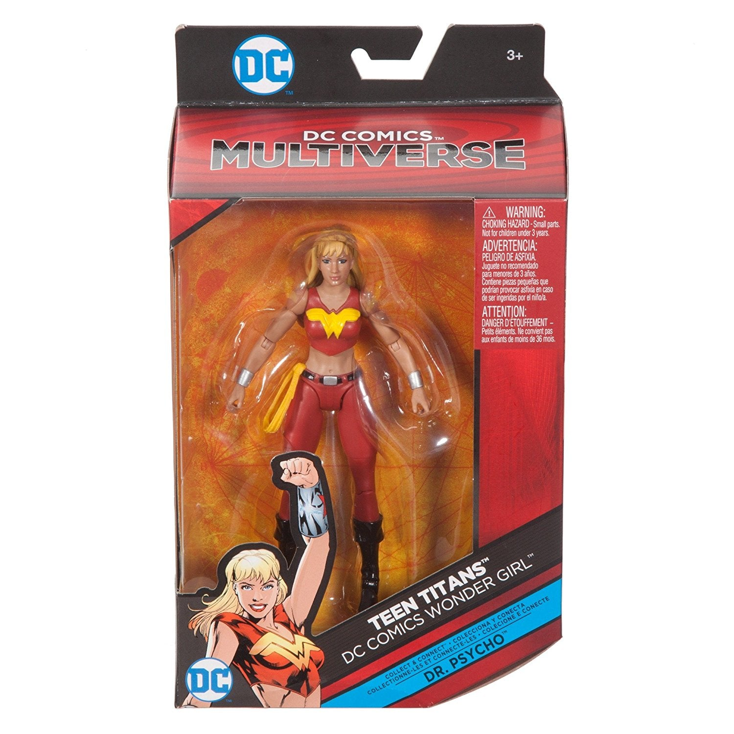 Wonder Girl DC Comics Multiverse Teen Titans Action Figure