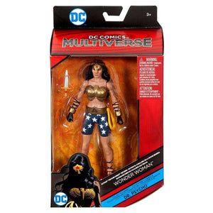 Wonder Woman DC Comics Multiverse Dark Knight Returns Action Figure