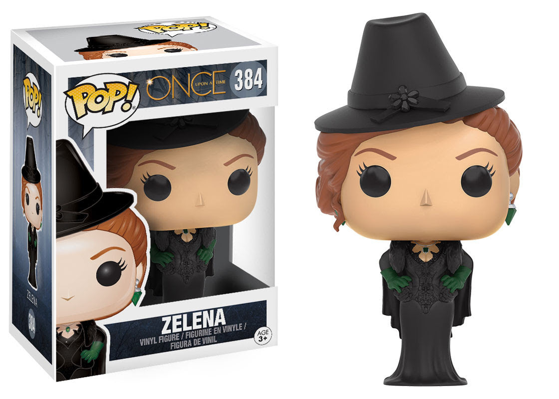 Zelena Funko Pop! Once Upon A Time
