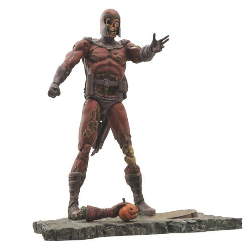 Zombie Magneto Marvel Select X-Men Action Figure