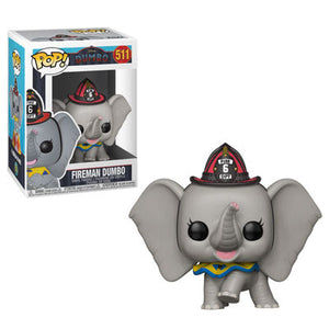 Fireman Dumbo Funko Pop Disney