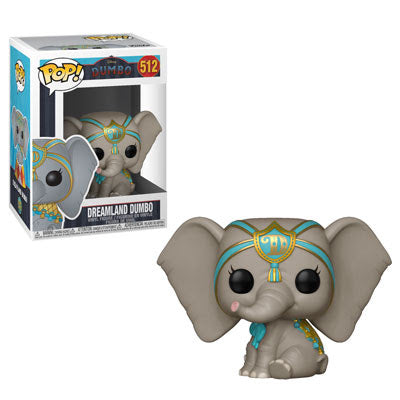 Dreamland Dumbo Funko Pop