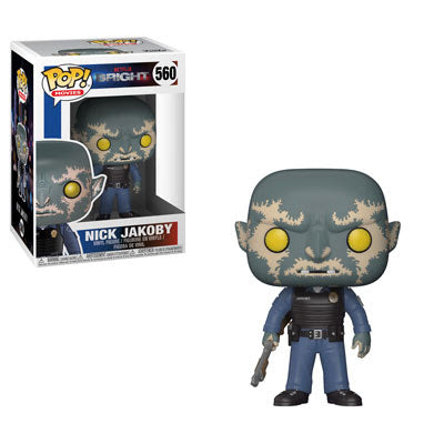 Nick Jacoby Funko Pop! Movies Bright