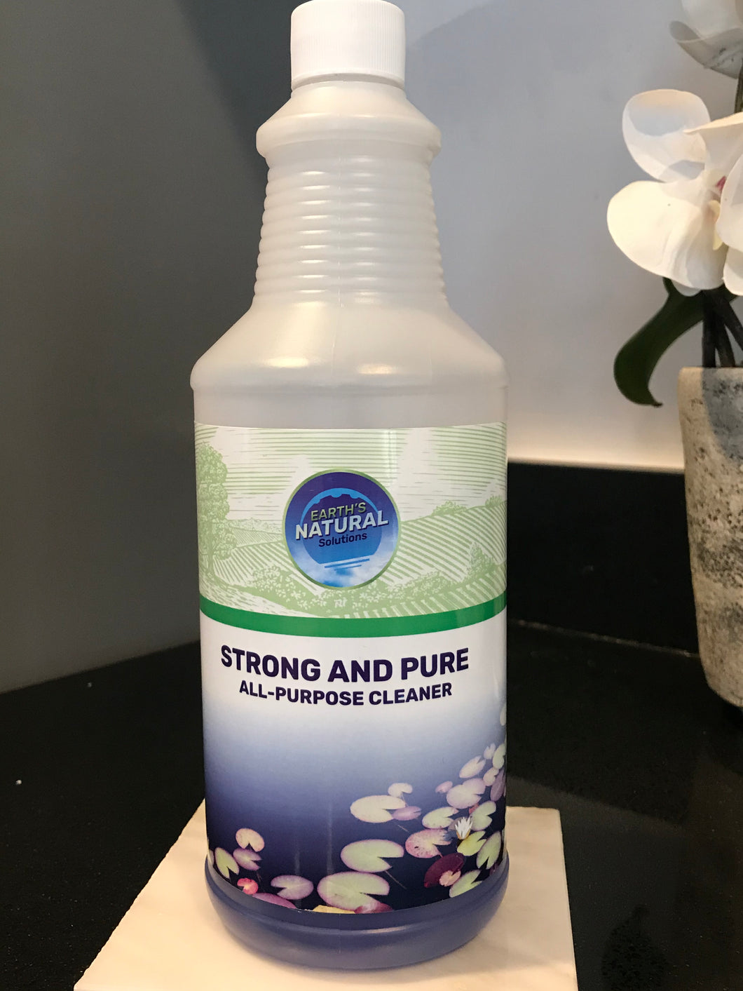 Eco- Friendly, Strong and Pure All-Purpose Cleaner