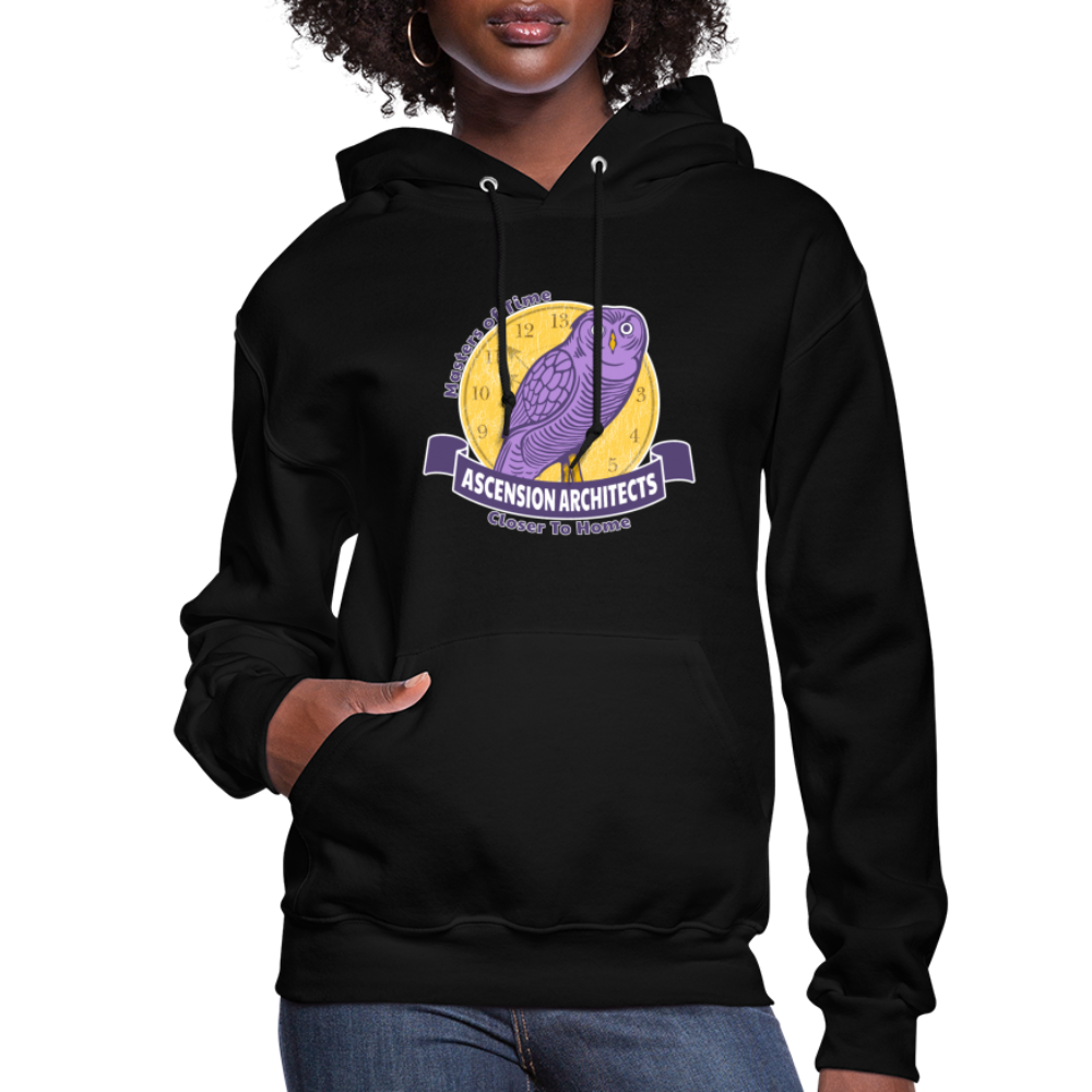 Ascension Architects Women's Hoodie - black