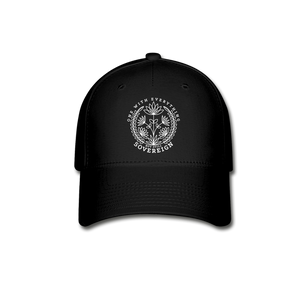 Open image in slideshow, One With Everything Baseball Cap - black