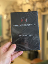 Load image into Gallery viewer, The Professionals - Season DVD Pack