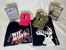 Load image into Gallery viewer, His & Hers Jim Shockey Hat/Shirt Combo