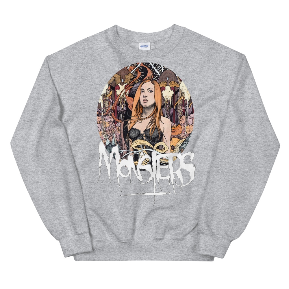 Valkyrie and the monsters - Sweatshirt