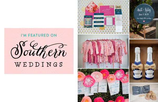 SOUTHERN WEDDINGS BLOG