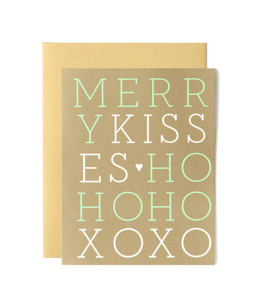 Merry Kisses Boxed Set
