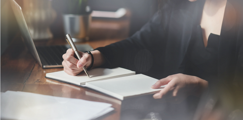 The power of guided journaling for productivity