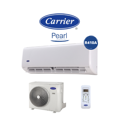 Carrier 6.5KW Pearl Hiwall Inverter - R410A