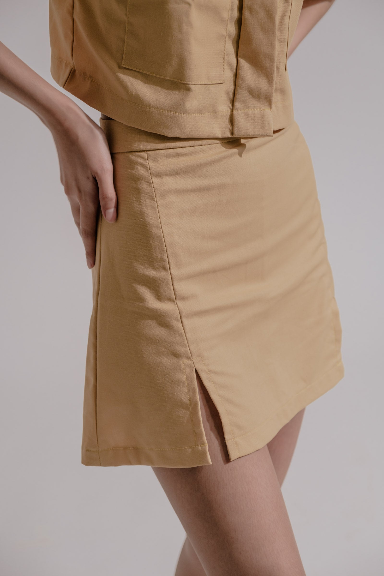 Rekindle Skirt in Sun