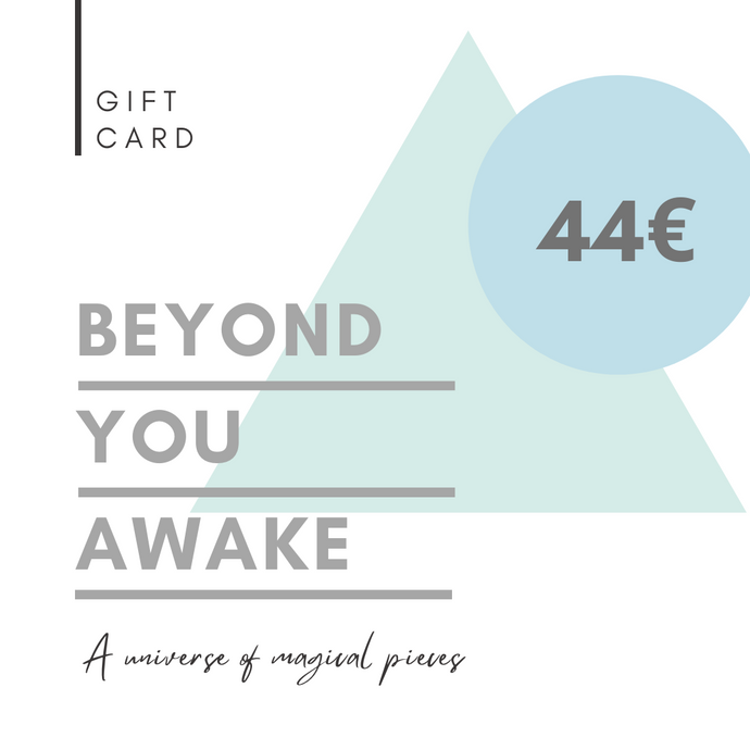 Gift Card - Beyond You Awake