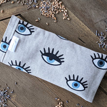Load image into Gallery viewer, Eye Pillow - Organic Lavender and Wheatberries (Wanderess Gear)