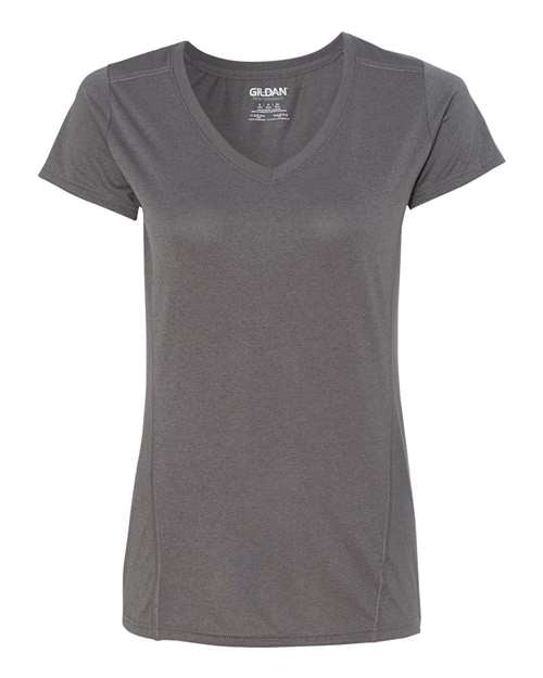 Gildan - Performance Tech Women's V-Neck T-Shirt