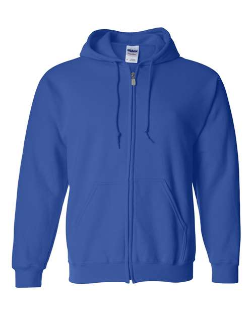 Gildan - Heavy Blend Youth Full-Zip Hooded Sweatshirt